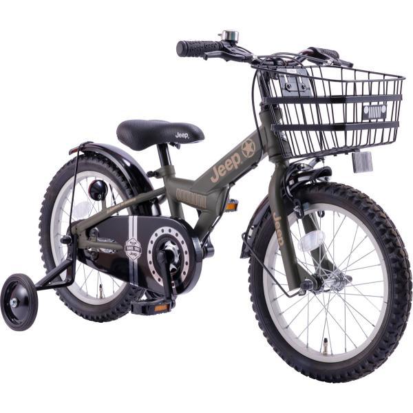 2019年 2020年モデル 子供用自転車 18インチ 16インチ ジープ JE-16 JE-18 JEEP 男の子自転車 補助輪付き幼児自転車 キッズサイクル|chalinx|03