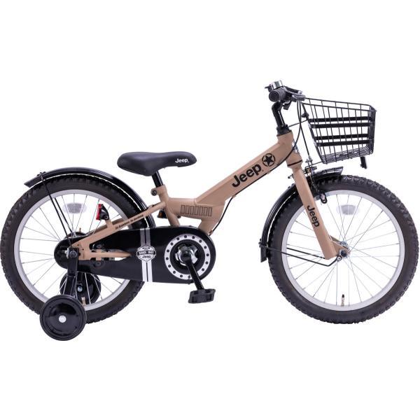 2019年 2020年モデル 子供用自転車 18インチ 16インチ ジープ JE-16 JE-18 JEEP 男の子自転車 補助輪付き幼児自転車 キッズサイクル|chalinx|04