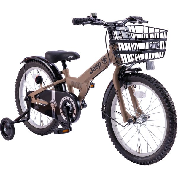 2019年 2020年モデル 子供用自転車 18インチ 16インチ ジープ JE-16 JE-18 JEEP 男の子自転車 補助輪付き幼児自転車 キッズサイクル|chalinx|05