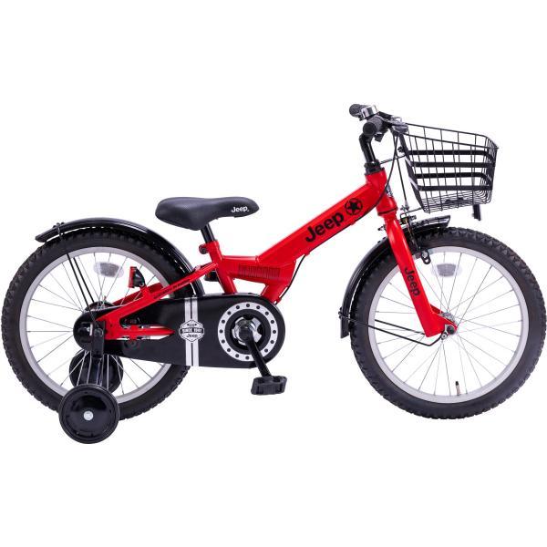2019年 2020年モデル 子供用自転車 18インチ 16インチ ジープ JE-16 JE-18 JEEP 男の子自転車 補助輪付き幼児自転車 キッズサイクル|chalinx|06