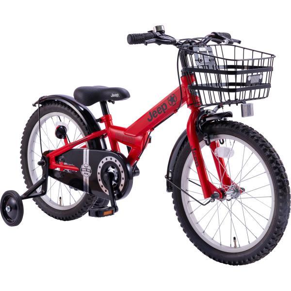2019年 2020年モデル 子供用自転車 18インチ 16インチ ジープ JE-16 JE-18 JEEP 男の子自転車 補助輪付き幼児自転車 キッズサイクル|chalinx|07