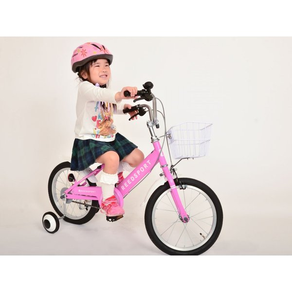 幼児用自転車 補助輪 自転車 14インチ 16インチ 18インチ 子供用自転車 「リーズポート」 幼児車 補助輪付き 自転車 子供用 【お客様組立】【本州送料無料】|chalinx|15