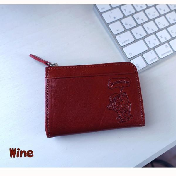 財布 メンズ ウォレット 小銭入れ 本革 dor-3 ドラえもん コインパース メール便送料無料|chama-shop|07