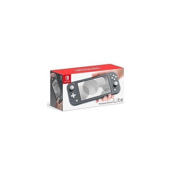【新品】Nintendo Switch Lite グレー|champnet758