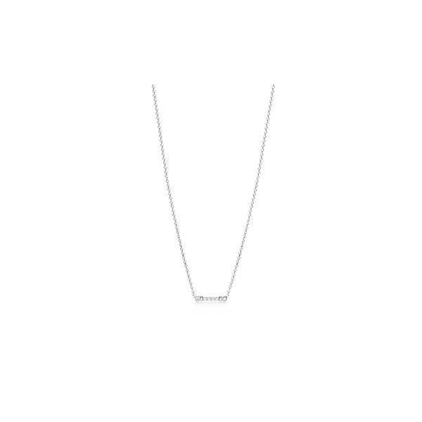 ティファニー TIFFANY ネックレス プラチナ ダイヤモンド