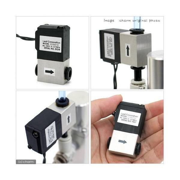 発熱の少ない 小型CO2用電磁弁(2CG0219) + 簡単デジタルタイマー 沖縄別途送料 関東当日便|chanet|02