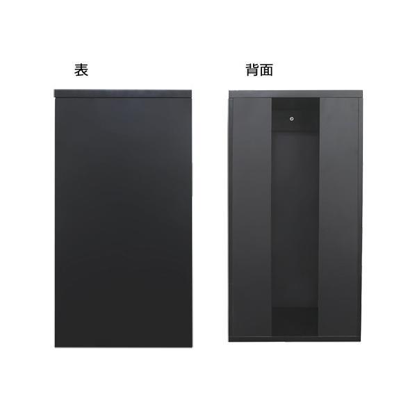 SHELL2 シェル 専用キャビネット ブラック 沖縄別途送料 関東当日便 chanet 03