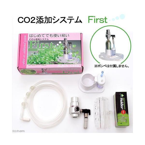 CO2フルセット CO2添加システム First 沖縄別途送料