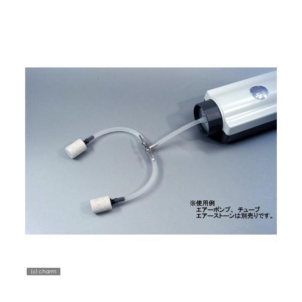ニッソー AQ−01 二又分岐 (金属) エアーチューブ用 関東当日便|chanet|02