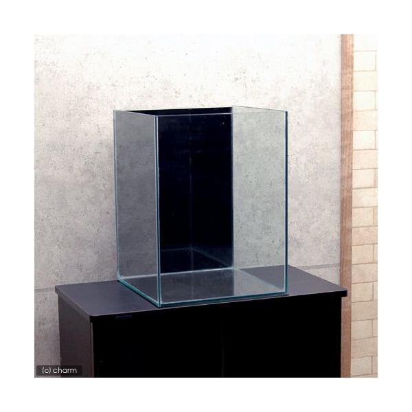 アクロ30H水槽用 丈夫な塩ビ製バックスクリーン 30×40cm 黒