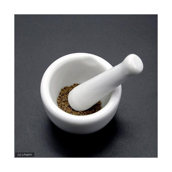 乳鉢 乳棒付 1組 径60mm 鳥 すり鉢・乳鉢 すり鉢・乳鉢 関東当日便|chanet|03