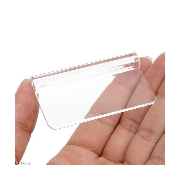 テトラ 4mm厚用ガラスフック 4個入 ガラス厚4mm対応 関東当日便 chanet 02