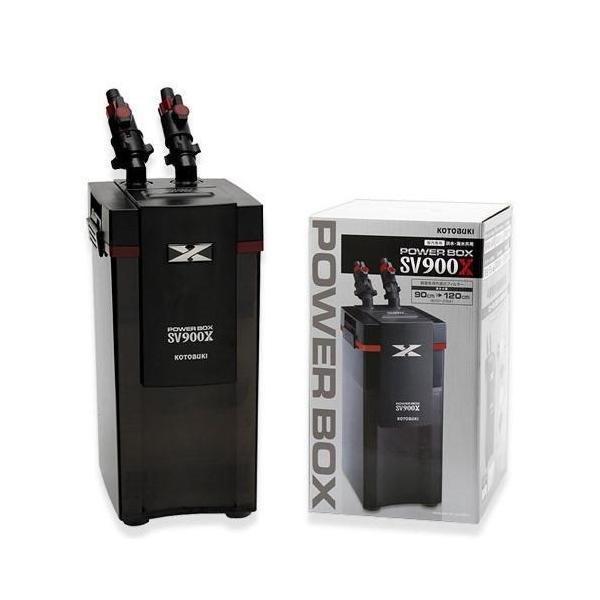 コトブキ工芸 kotobuki パワーボックス SV900X 水槽用外部フィルター 90〜120cm水槽 沖縄別途送料