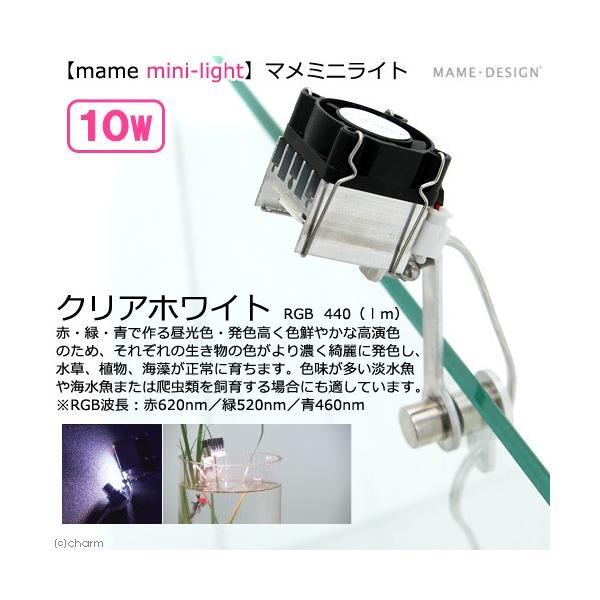 マメデザイン マメミニライト 10W CW(クリアホワイト)(mame mini−light) 沖縄別途送料 関東当日便|chanet