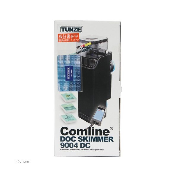 TUNZE DOC Skimmer 9004 DC プロテインスキマー 海水魚 サンゴ 水流 沖縄別途送料 関東当日便|chanet|02