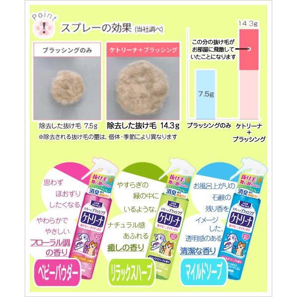 ライオン ペットキレイ ケトリーナ リラックスハーブの香り 200ml 関東当日便|chanet|03
