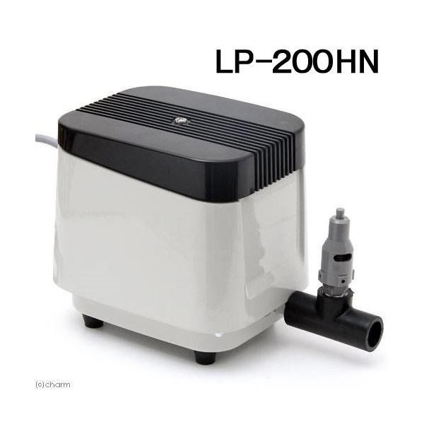 安永電磁式エアーポンプ(ブロワー)LP−200HN 120cm以上水槽用エアーポンプ 沖縄別途送料 関東当日便|chanet