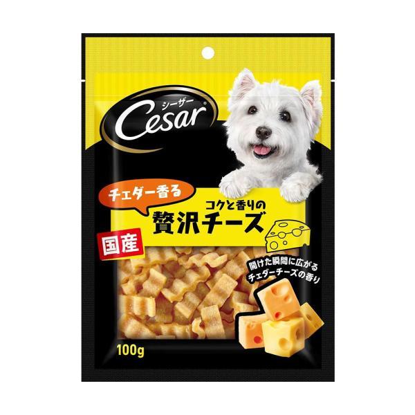 シーザースナック チェダー香る コクと香りの贅沢チーズ 100g 関東当日便|chanet