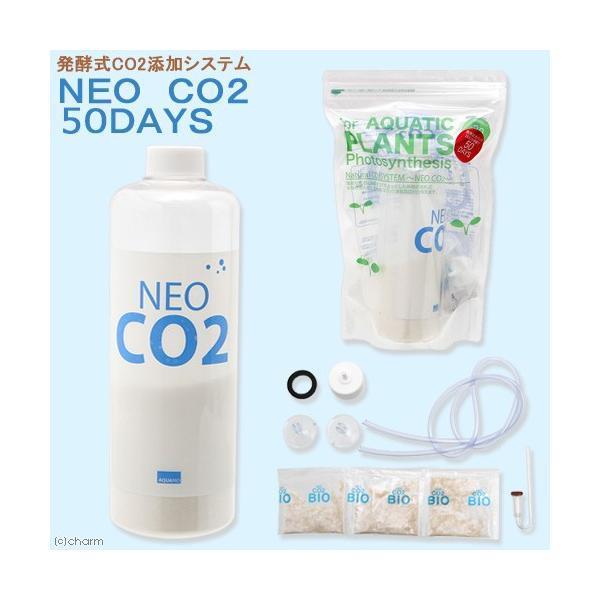 CO2フルセット NEO CO2 50DAYS CO2添加 発酵式 関東当日便|chanet
