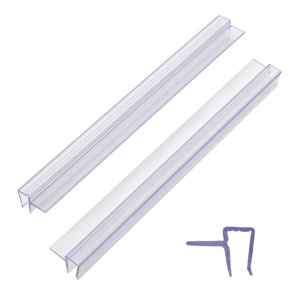 ガラスフタ受け オールガラス水槽アクロ用 ガラス厚5mm対応 長さ16cm 2本セット オプションパーツ 関東当日便|chanet
