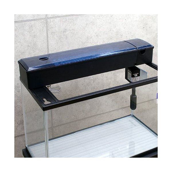 コトブキ工芸kotobukiスーパーターボトリプルボックス60060cm水槽用上部フィルター