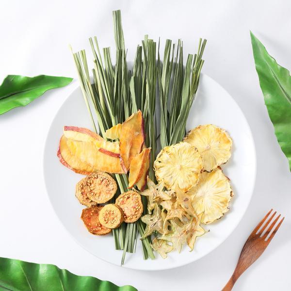 国産 石垣島からの贈り物 トロピカルフルーツ 詰め合わせ 6種 小動物用おやつ 無添加 無着色