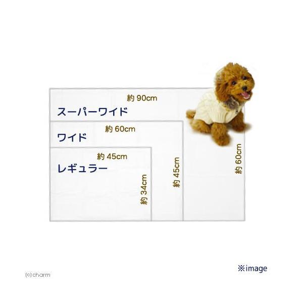 国産ペットシーツ 薄型レギュラー 160枚 1回交換タイプ(45cm×34cm) お一人様4点限り 関東当日便|chanet|03