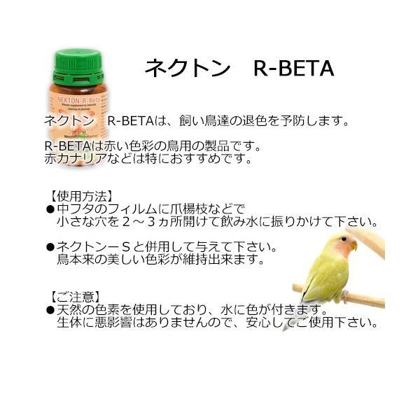 羽色の退色に ネクトン S + R−BETA セット 関東当日便|chanet|03