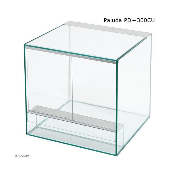 Paluda パルダ PD-300CU 300×300×300mm 板厚5mm クリアシリコン