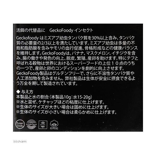 フーディワーム ゲッコー・フーディ コンプリートダイエット インセクト 170g(6オンス) 関東当日便 chanet 02