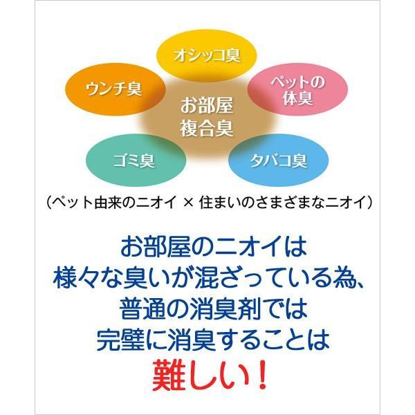 ライオン シュシュット! お部屋の消臭&除菌 無香料 350ml 関東当日便|chanet|03