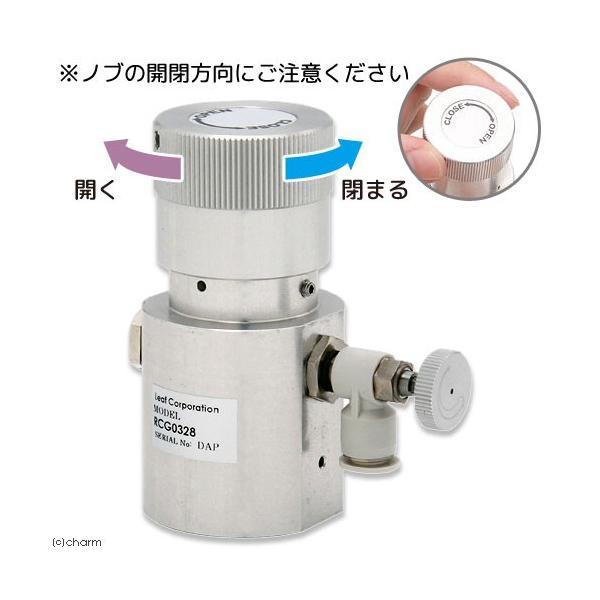 CO2フルセット(RCG0328) バブルカウントディフューザー仕様 CO2ボンベ&スタンド付き 沖縄別途送料 関東当日便|chanet|04