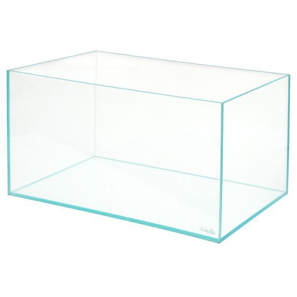 □(超大型)90cm水槽(単体) アクロ90 クロスカット スーパークリア(90×45×45cm)本州四国送料無料・同梱不可・代引不可 才数250