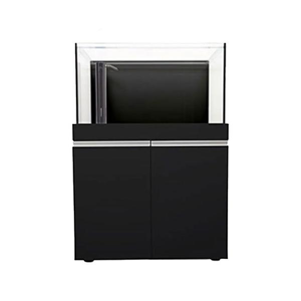 □(超大型)オルカORCA−T 90フルセット ブラック オーバーフロー水槽 本州四国送料無料・同梱不可・代引不可 3個口 才数700