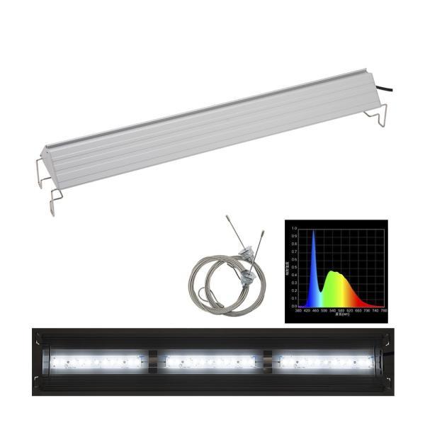アクロ TRIANGLE LED BRIGHT 600 4200lm Aqullo Series アクアリウム用品 沖縄別途送料 関東当日便|chanet
