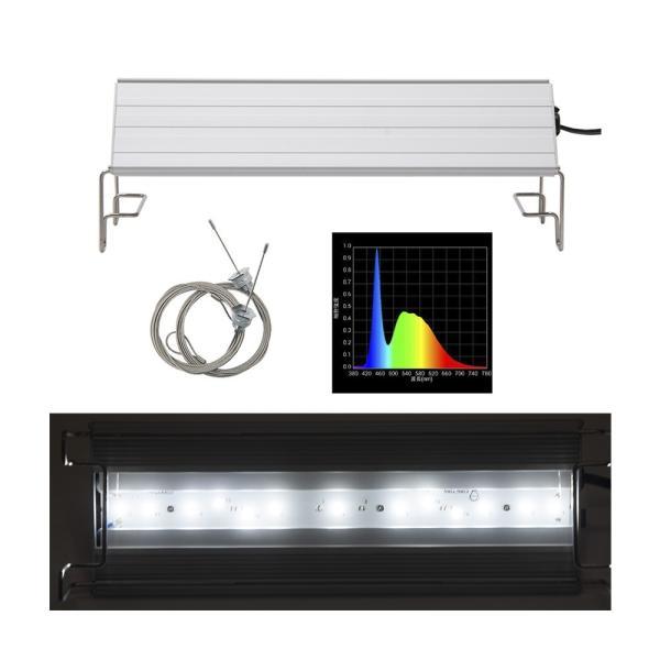 アクロ TRIANGLE LED BRIGHT 300 1950lm Aqullo Series 30cm水槽用照明 ライト 関東当日便|chanet