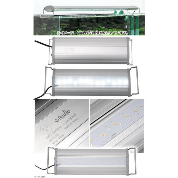 アクロ OVAL LED 300 1850lm BRIGHT Aqullo Series 30cm水槽用照明 ライト 熱帯魚 水草 関東当日便|chanet|02