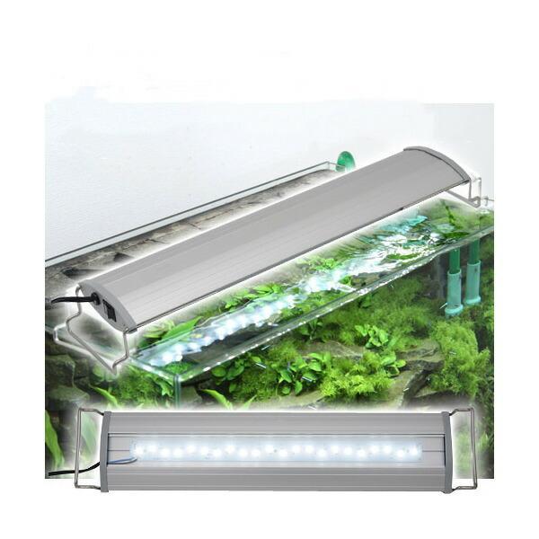 アクロ OVAL LED 450 2750lm BRIGHT Aqullo Series 45cm水槽用照明 関東当日便|chanet