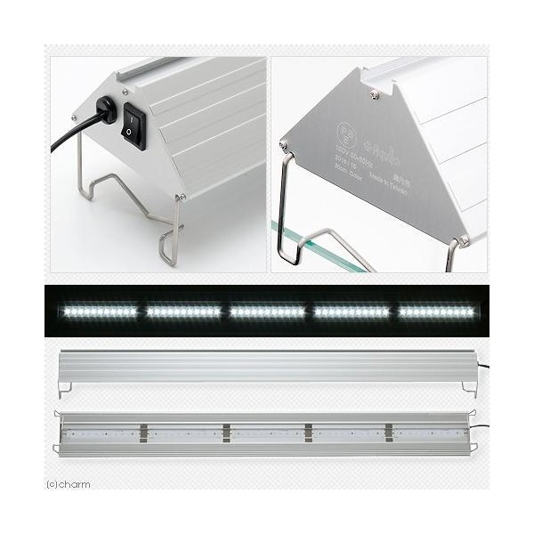アクロ TRIANGLE LED BRIGHT 900 専用ライトスタンドセット 90cm水槽用照明 同梱不可 沖縄別途送料 関東当日便|chanet|02