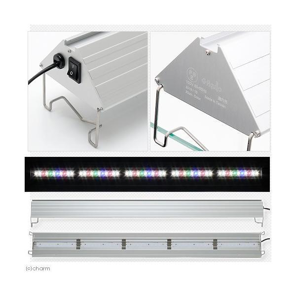 アクロ TRIANGLE LED GROW 900 専用ライトスタンドセット 90cm水槽用照明 同梱不可 沖縄別途送料 関東当日便|chanet|02