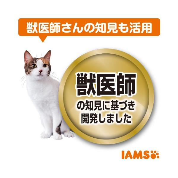 アイムス 成猫用 体重管理用 チキン 5kg キャットフード 正規品 IAMS|chanet|04