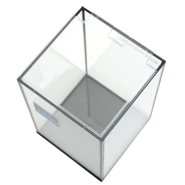 コトブキ工芸 kotobuki クリスタルキューブ 150H H/B 小型水槽 ブラックシリコン 関東当日便 chanet 03