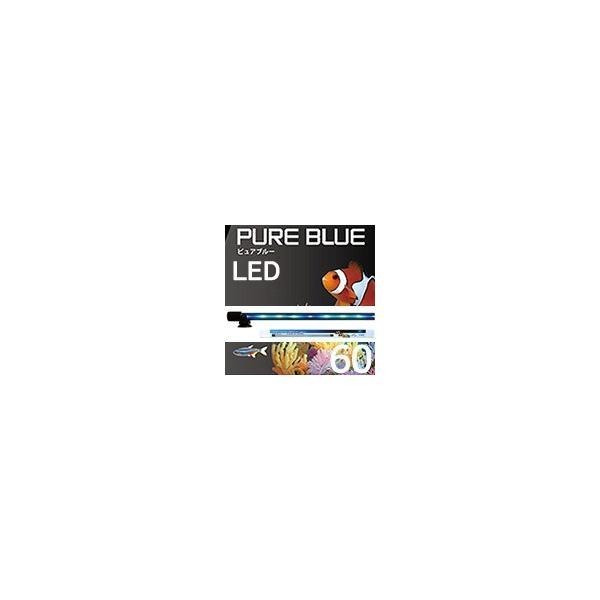 ゼンスイ アンダーウォーターLED スリム 60cm ピュアブルー 水槽用照明 水中ライト 海水魚 サンゴ アクアリウム 沖縄別途送料 関東当日便|chanet