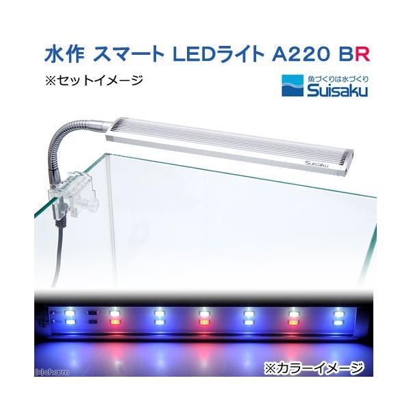 水作 スマート LEDライト A220 BR アクアリウムライト 関東当日便|chanet