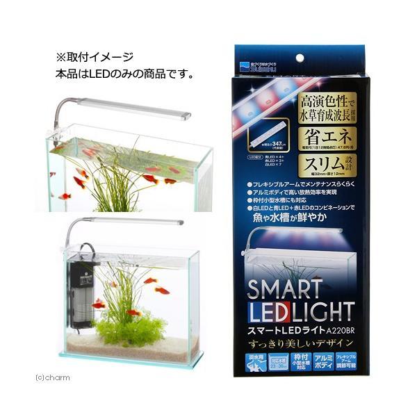 水作 スマート LEDライト A220 BR アクアリウムライト 関東当日便|chanet|02