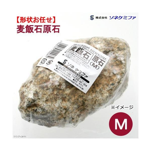ソネケミファ 麦飯石原石 M 関東当日便 chanet