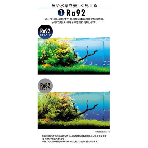 テトラ パワーLEDライト 40 40〜57cm水槽用照明 熱帯魚 水草 アクアリウムライト 関東当日便|chanet|03