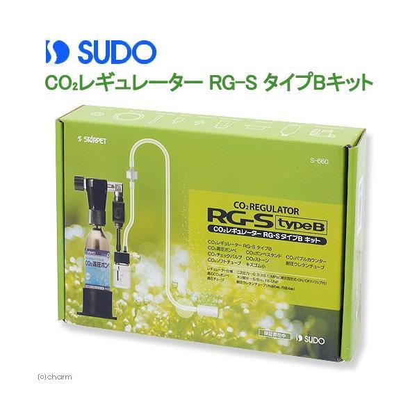 CO2レギュレータ RG−S タイプBキット 沖縄別途送料 関東当日便|chanet