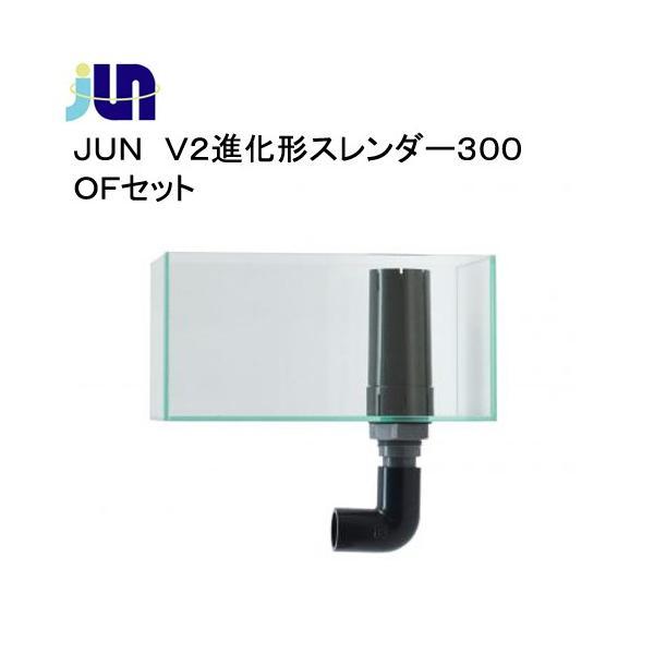 JUN V2進化形スレンダー300 OFセット お一人様5点限り 沖縄別途送料 関東当日便|chanet
