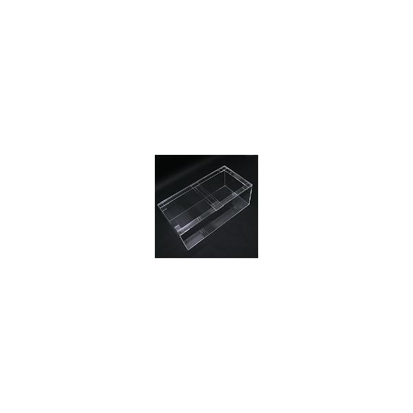 □メーカー直送 (受注生産)アクリル水槽(サイズ:150×45×45cm 板厚:8×8×6mm) 同梱不可 別途送料